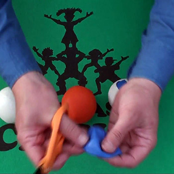 How To Make Juggling Balls.